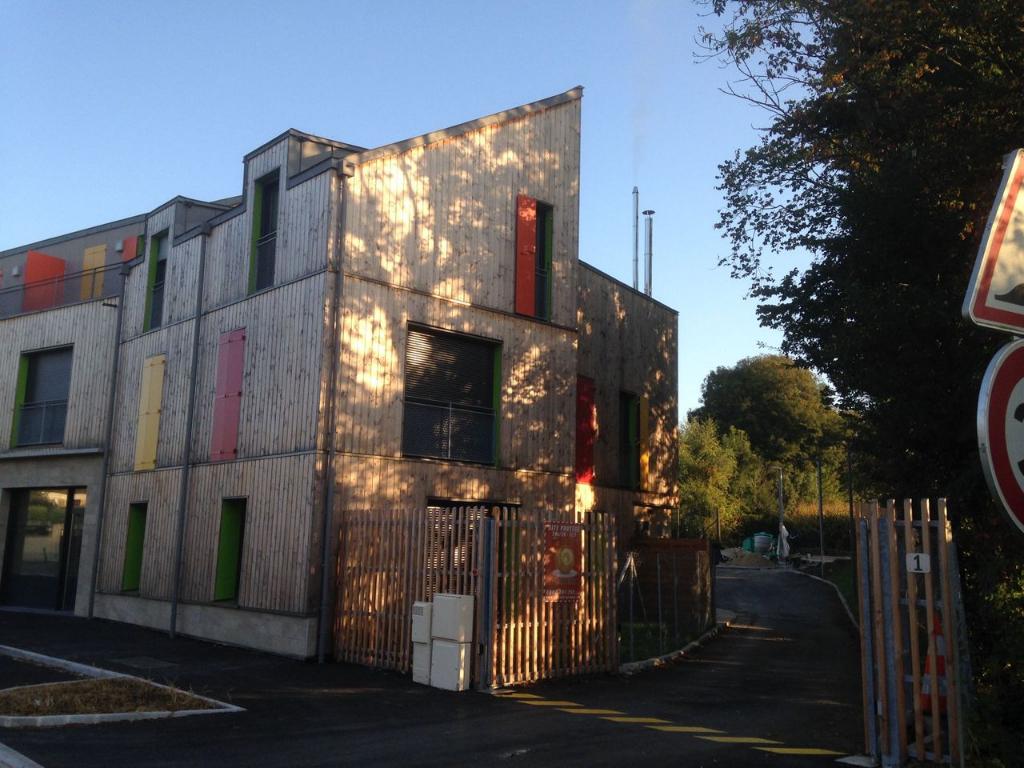 Habitat Logements  U2013 Charpente Houot